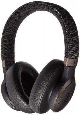 JBL Live 650 BT NC Around-Ear Wireless Headphone