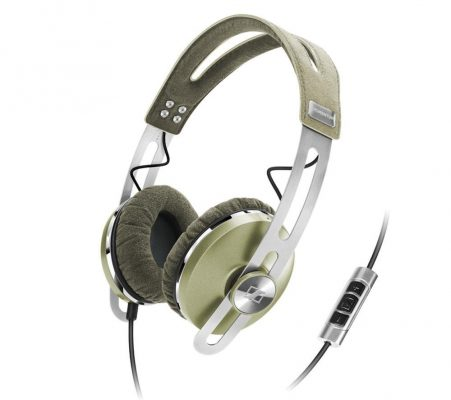 Sennheiser Momentum On-Ear Headphones - Green