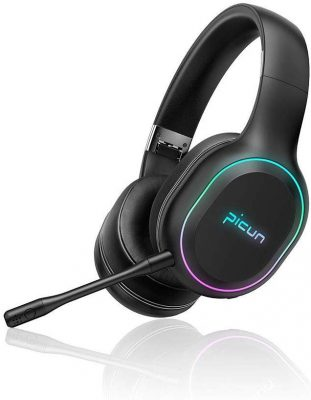 SLUB Bluetooth Active Noise Cancelling Foldable Headset