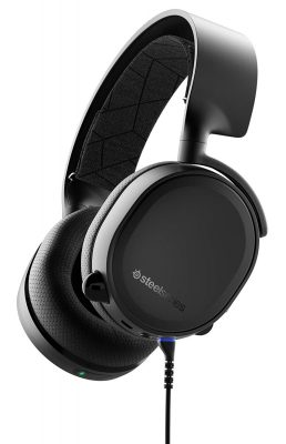 SteelSeries Arctis 3 Wired and Wireless Gaming Headset
