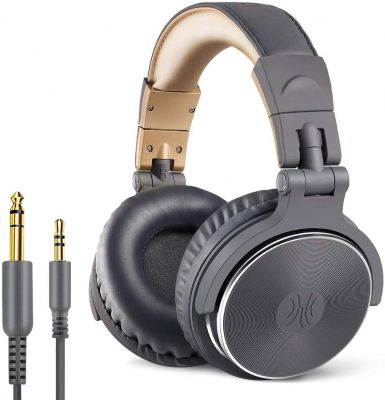 OneOdio Over Ear Headphone Wired Bass Headsets