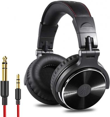 OneOdio OverEar DJ Stereo Monitor Headphones