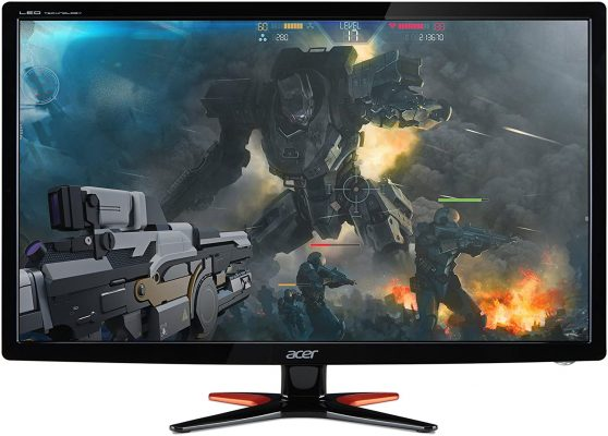 Acer GN246HL Bbid 24-Inch Full HD Gaming Monitor