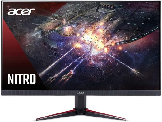 Acer Nitro VG240Y Pbiip 23.8 Inches IPS Gaming Monitor