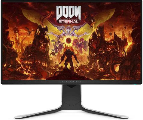 Alienware New AW2720HF 27 Inch IPS Gaming Monitor