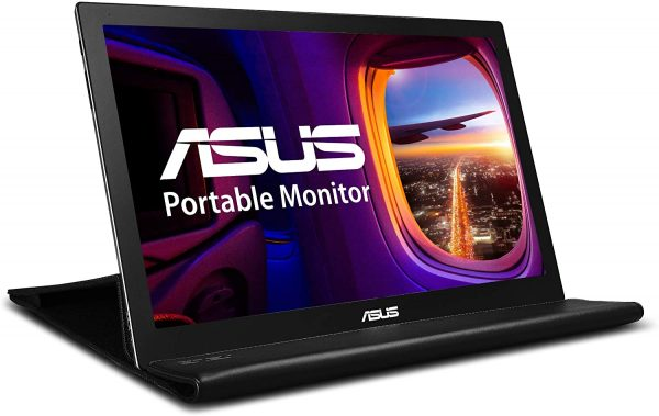 "ASUS MB169B+ 15.6"" Full HD Portable Monitor"
