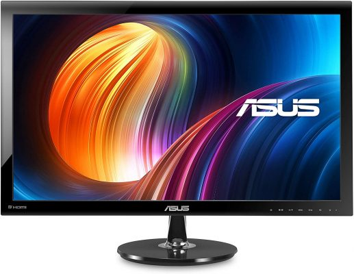 "ASUS VS278Q-P 27"" Full HD HDMI VGA Monitor"