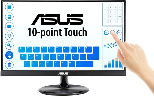 "ASUS VT229H 21.5"" Monitor Touch Eye Care"