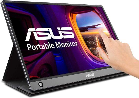 "Asus Zenscreen 15.6"" Full HD Portable Monitor Touch Screen"
