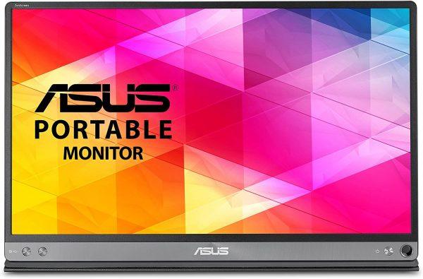 "ASUS ZenScreen MB16AC 15.6"" Full HD Portable Monitor"