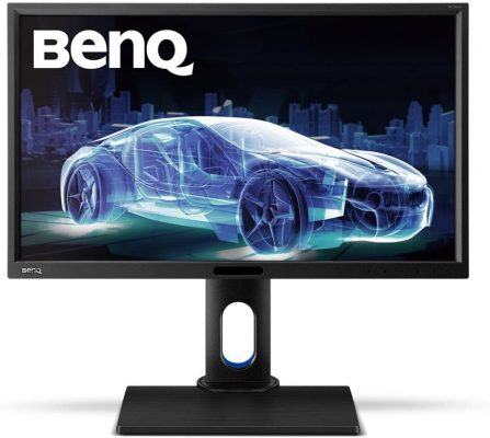BenQ BL2420PT 24 inch QHD 1440p IPS Monitor