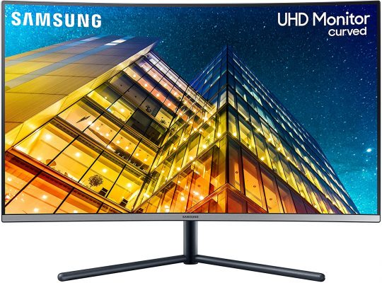 Samsung 32-Inch UR590C UHD 4K Curved Gaming Monitor
