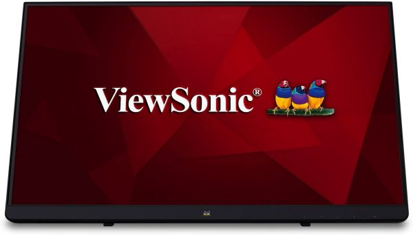 ViewSonic Multi-Touch Screen Monitor with HDMI and DisplayPort