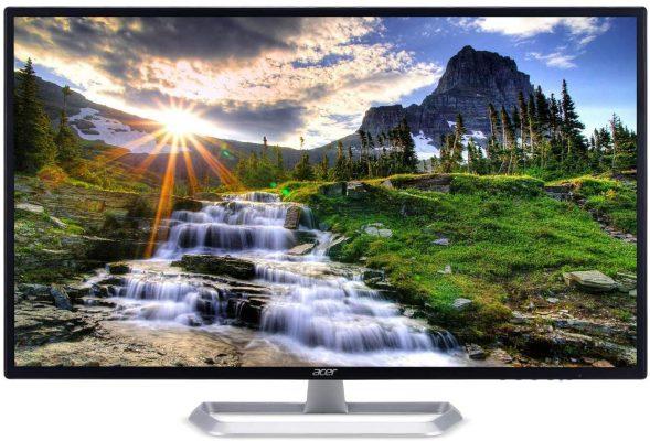 "Acer EB321HQU Cbidpx 31.5"" WQHD Monitor"