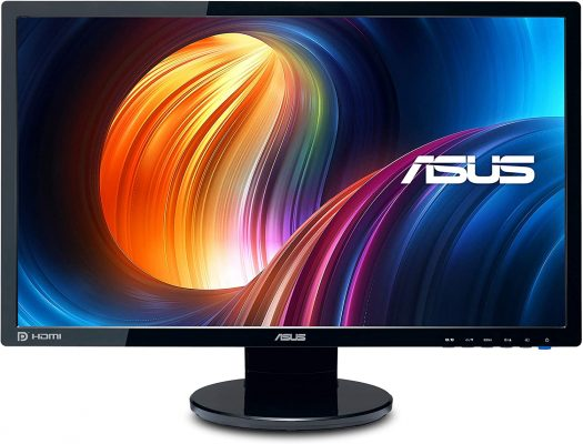 "ASUS VE248H 24"" Full HD Gaming Monitor"