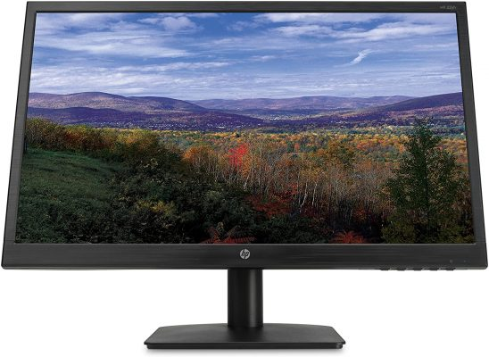 HP 21.5 -inch FHD Monitor with Anti-glare Panel