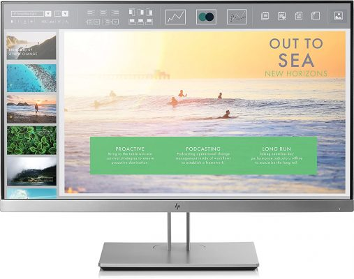 HP 22er 21.5-Inch Full HD 1080p LED Monitor
