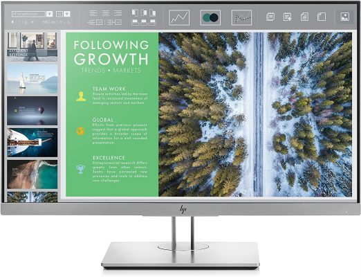 HP EliteDisplay E243 23.8-Inch LED-Lit Monitor