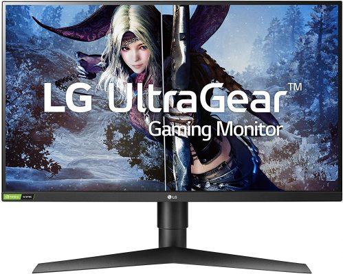 LG 27GL83A-B 27 Inch Ultragear QHD Monitor