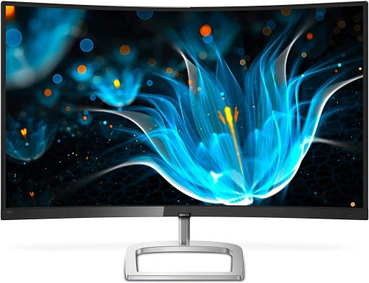 "Philips 328E9QJAB 32"" Curved Frameless Monitor"