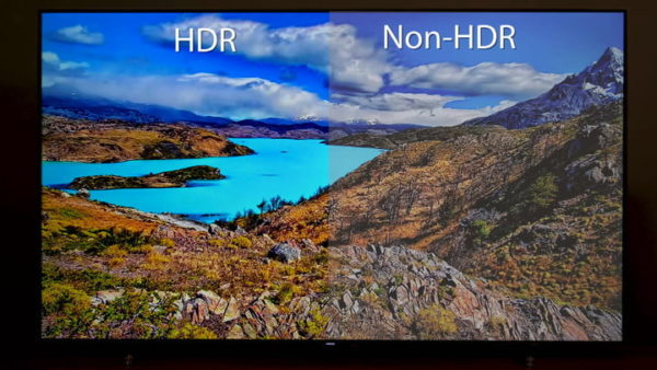 hdr vs non-hdr