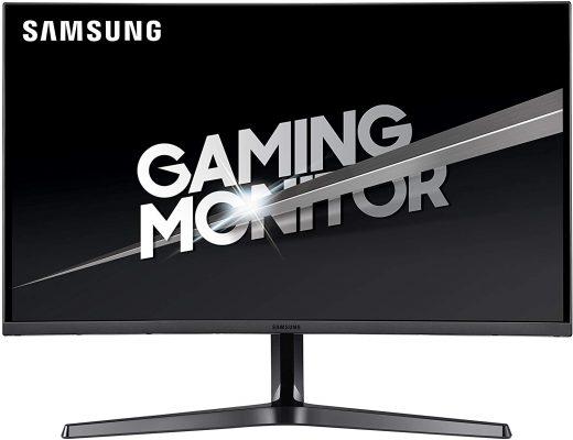 Samsung LC27JG56QQNXZA Curved Gaming Monitor