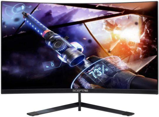 Sceptre C275B-144RN Gaming LED Monitor