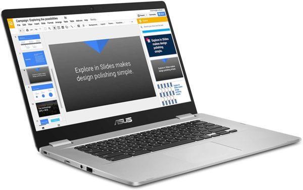 ASUS Chromebook C523 Laptop