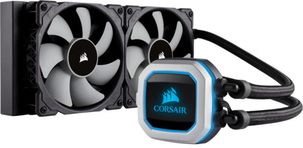 Corsair H100i Pro