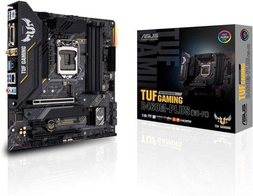 Asus TUF Gaming B460M-Plus WiFi 6
