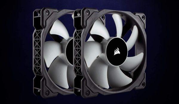 Corsair A500 Dual Fans