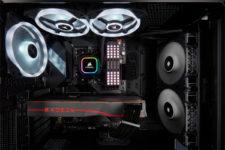 Corsair iCUE H100i RGB PRO XT Cooler