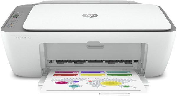 HP DeskJet 2755 Wireless All-in-One Printer