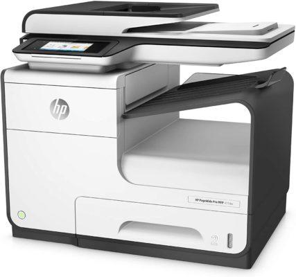 HP PageWide Pro 477dw Printer