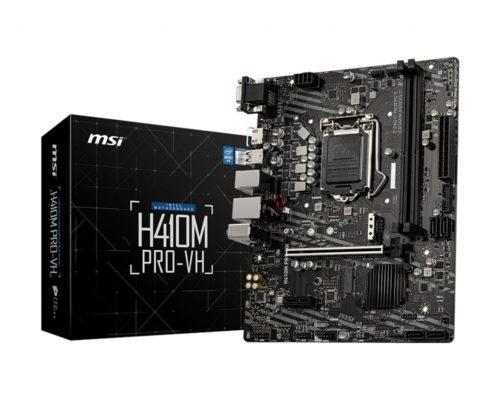 MSI H410M Pro-VH