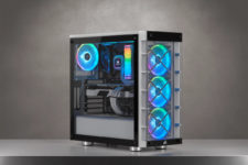 Corsair iCUE 465X Mid-Tower ATX Case