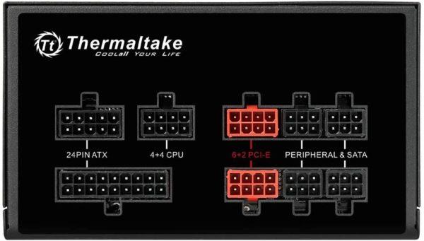 thermaltake fully modular psu