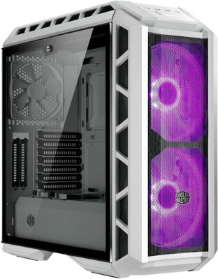 Cooler Master MCM-H500P-WGNN-S00 MasterCase Mesh White