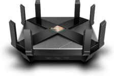 TP Link Archer AX6000 Wi-Fi 6 Router