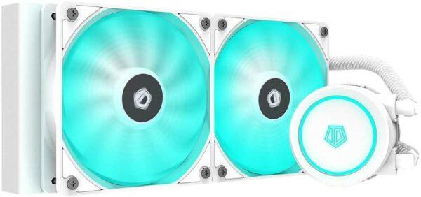ID-COOLING Auraflow X 240 Snow CPU Water Cooler