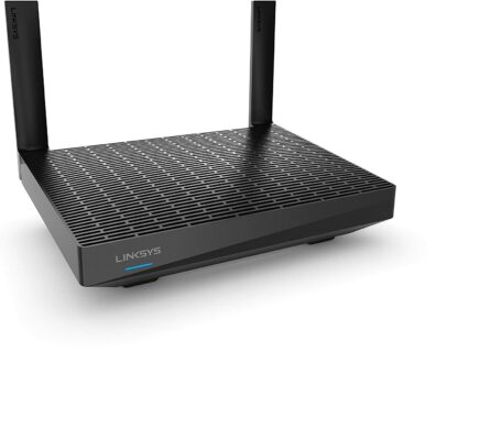 Linksys AX1800 Smart Mesh Wi-Fi 6 Router MR7350
