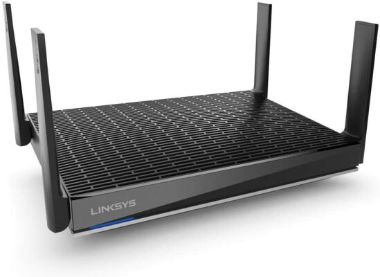 Linksys AX6000 Smart Mesh Wi-Fi 6 Router MR9600