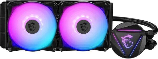 MSI MAG CoreLiquid 240R - AIO RGB CPU Liquid Cooler