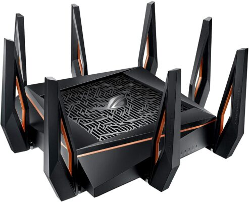 Asus ROG Rapture Wi-Fi 6 Gaming Router (GT-AX11000)