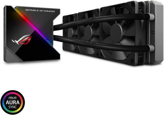 ASUS Rog Ryujin 360 RGB AIO Liquid CPU Cooler