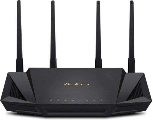 Asus Wi-Fi 6 Router (RT-AX3000)