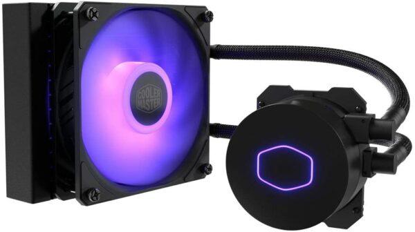 Cooler Master MasterLiquid AIO Liquid CPU Cooler (ML120L)