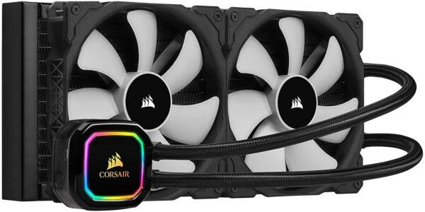 Corsair iCUE H115i RGB Pro XT 280mm Liquid CPU Cooler