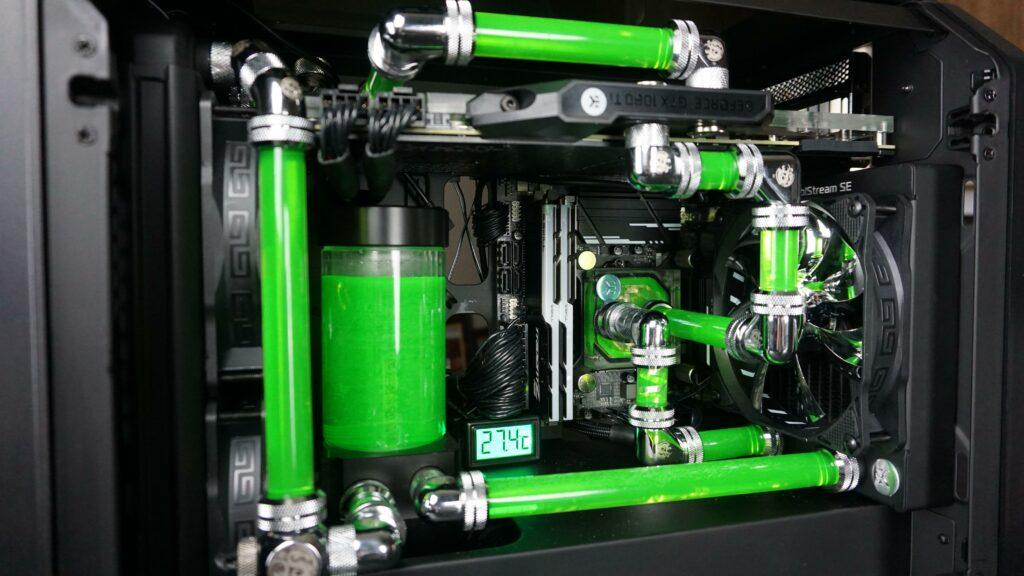 Custom Water Cooling Loop