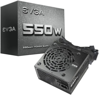 EVGA 550W Power Supply (550 N1)